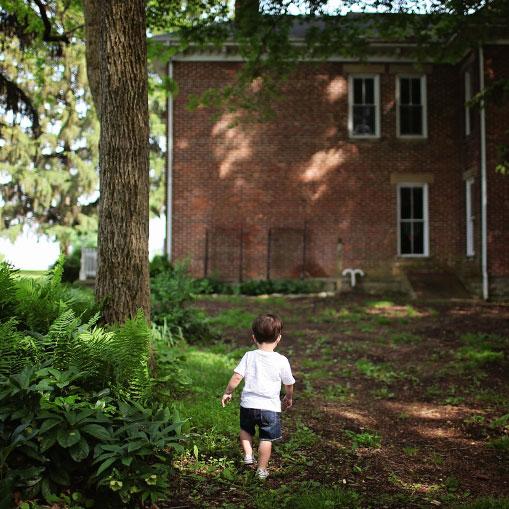 Cesta do vlastného vnútra nás často zavedie do útleho detstva. │ Ivana Medveďová - Terapia Cesta